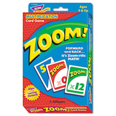 TEPT76304 - TREND® ZOOM!™ Card Game