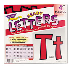 TEPT79742 - TREND® Ready Letters® Playful Combo Set