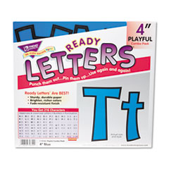 TEPT79744 - TREND® Ready Letters® Playful Combo Set