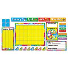 TEPT8096 - TREND® Year Around Calendar Bulletin Board Set