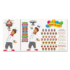 TEPT8350 - TREND® Bulletin Board Set