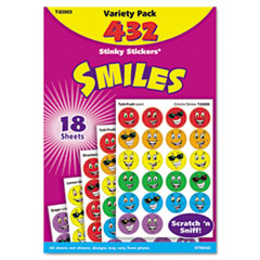 TEPT83903 - TREND® Stinky Stickers® Variety Pack