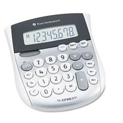 TEXTI1795SV - Texas Instruments TI-1795SV Minidesk Calculator