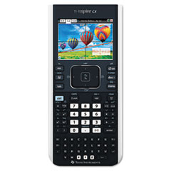 TEXTINSPIRECX - Texas Instruments TI-Nspire™ CX Handheld Color Graphing Calculator
