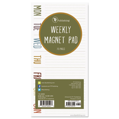 TFB106265 - Earth Days Magnetic Pad