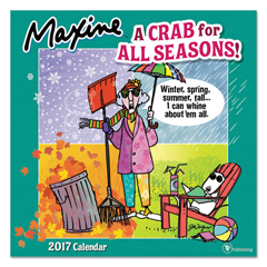TFB171052 - Maxine Wall Calendar