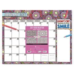 TFB178264 - Color Me Inspired Desk Blotter
