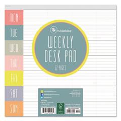 TFB200265 - Glory Days Weekly Desk Pad