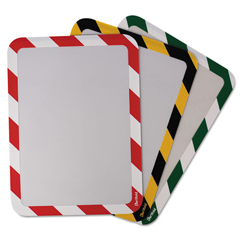 TFIP194993 - Tarifold, Inc. Magneto® Safety Frame Display Pocket with Repositionable Self Adhesive Back