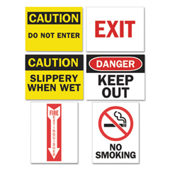 TFIP1949TA - Tarifold, Inc. Magneto® Safety Sign Inserts