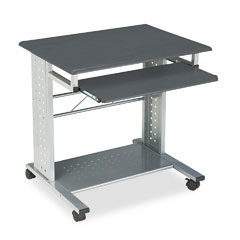 MLN945-ANT - Tiffany Industries™ Empire Mobile PC Cart