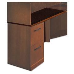 MLNSRTLSCR - Mayline® Sorrento Series Left Return Top with Modesty Panel