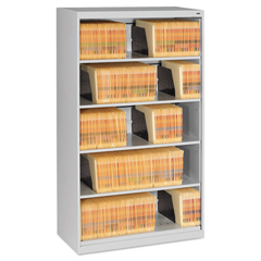 TNNFS350LGY - Tennsco Fixed Shelf Lateral File