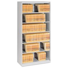TNNFS360LGY - Tennsco Fixed Shelf Lateral File