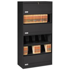 TNNFS361LBL - Tennsco Fixed Shelf Lateral File