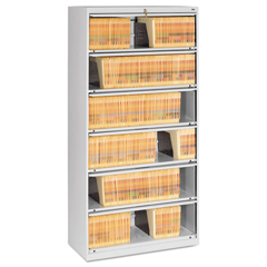 TNNFS361LLGY - Tennsco Fixed Shelf Lateral File