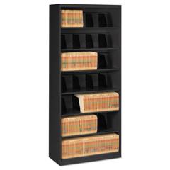 TNNFS370BL - Tennsco Fixed Shelf Lateral File
