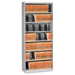 TNNFS370LGY - Tennsco Fixed Shelf Lateral File