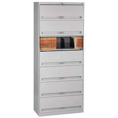 TNNFS371LLGY - Tennsco Fixed Shelf Lateral File