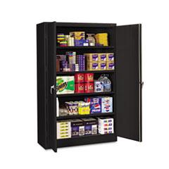 TNNJ2478SUBK - Tennsco Assembled Jumbo Steel Storage Cabinet