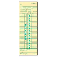 TOP1255 - TOPS® Time Clock Cards