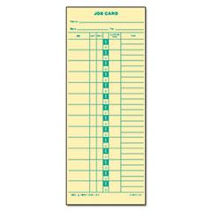 TOP1258 - TOPS® Time Clock Cards
