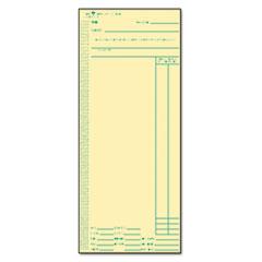 TOP1261 - TOPS® Time Clock Cards