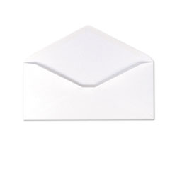 TOP19384 - Ampad® Envirotec™ 100% Recycled Business Envelope