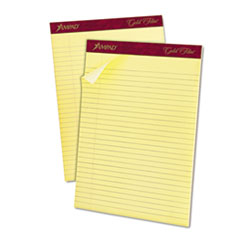 TOP20020 - Ampad® Gold Fibre® 16-lb. Watermarked Writing Pads