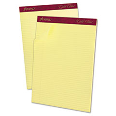 TOP20022 - Ampad® Gold Fibre® 16-lb. Watermarked Writing Pads