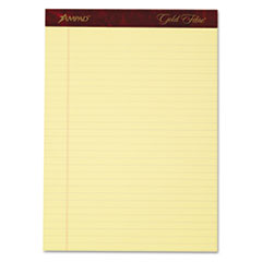 TOP20032 - Ampad® Gold Fibre® 20-lb. Watermarked Writing Pads
