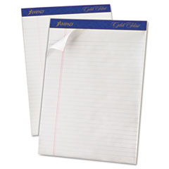 TOP20070 - Ampad® Gold Fibre® 16-lb. Watermarked Writing Pads