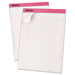 TOP20098 - Ampad® Breast Cancer Awareness Writing Pads