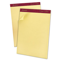 TOP22143 - Ampad® Gold Fibre® Canary Quadrille Pads