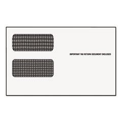 TOP2222 - TOPS® Double Window Tax Form Envelope for 1099-MISC