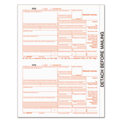 TOP22983 - TOPS® IRS Approved 1099 Tax Form- Laser