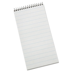 TOP25281 - Ampad® Envirotec™ Recycled Reporter's Notebook