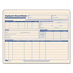 TOP32801 - TOPS® Employee Record Master File Jacket
