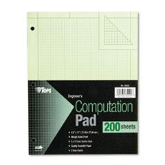 TOP35502 - TOPS® Engineering Computation Pads