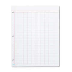 TOP3619 - TOPS® Data Pad with Numbered Column Headings
