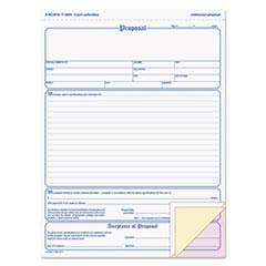 TOP3850 - TOPS® Snap-Off® Proposal Form