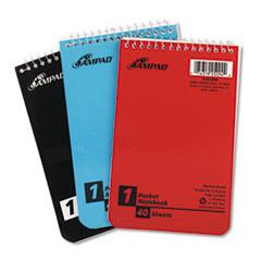 TOP45094 - Ampad® Envirotec™ Recycled Memo Books