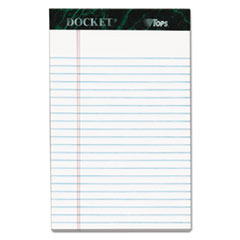 TOP63366 - TOPS™ Docket™ Ruled Perforated Pads