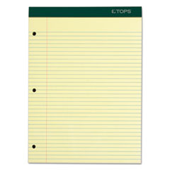 TOP63383 - TOPS® Double Docket® Ruled Pads with Extra Stiff Back