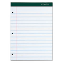 TOP63384 - TOPS® Double Docket® Ruled Pads with Extra Stiff Back