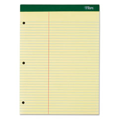 TOP63394 - TOPS® Double Docket® Ruled Pads with Extra Stiff Back