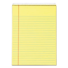 TOP63621 - TOPS® Docket® Ruled Wirebound Pad with Cover