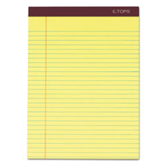 TOP63950 - TOPS® Docket Gold® Legal Rule Perforated Pads