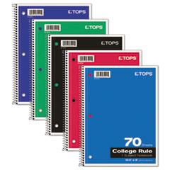 TOP65021 - TOPS® Coil-Lock Wirebound Notebooks