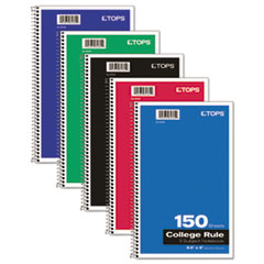 TOP65362 - TOPS® Coil-Lock Wirebound Notebooks